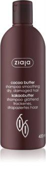 Ziaja Cocoa Butter vyživujúci šampón s kakaovým maslom