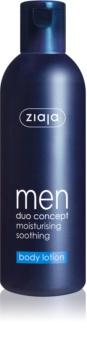Ziaja Men hydratačné telové mlieko pre mužov