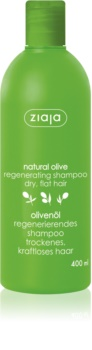 Ziaja Natural Olive champô regenerador para todos os tipos de cabelos