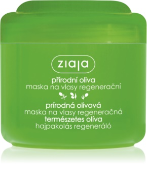 Ziaja Natural Olive regeneracijska maska za lase