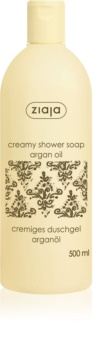 Ziaja Argan Oil vyživující krémové mýdlo