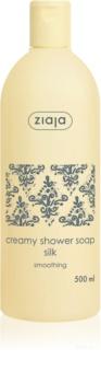 Ziaja Silk gel de banho cremoso