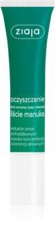 Ziaja Manuka Tree Purifying crème jour et nuit lissante anti-acné