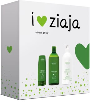 Ziaja Natural Olive косметичний набір I.