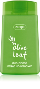Ziaja Olive Leaf démaquillant waterproof bi-phasé