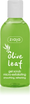 Ziaja Olive Leaf гель-пілінг