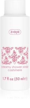 Ziaja Cashmere krémové sprchové mydlo