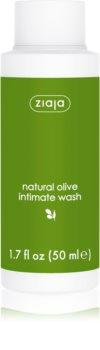 Ziaja Natural Olive гель для інтимної гігієни