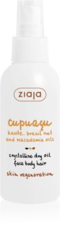 Ziaja Cupuacu Crystalline Dry Oil for Face, Body and Hair