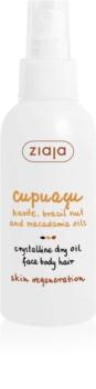 Ziaja Cupuacu suchý krystalický olej na obličej, tělo a vlasy