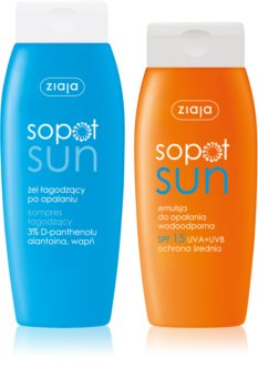 Ziaja Sun Cosmetic Set IV. for Women