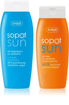 Ziaja Sun kit di cosmetici IV.