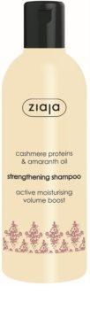 Ziaja Cashmere posilňujúci šampón