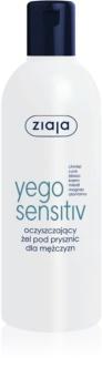 Ziaja Yego Sensitiv gel de duche para homens
