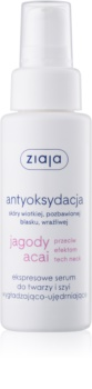 Ziaja Acai Berry Smoothing Serum for Face and Neck