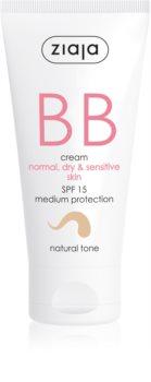 Ziaja BB Cream BB crème pour peaux normales et sèches