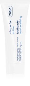 Ziaja Mintperfekt Activ remineralizující zubní pasta