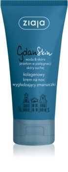 Ziaja Gdan Skin crème de nuit au collagène