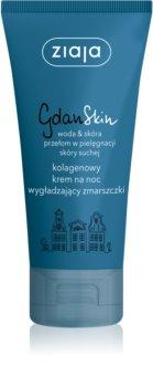 Ziaja Gdan Skin Nachtcrème  met Collageen