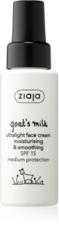 Ziaja Goat's Milk Smoothing Day Cream SPF 15
