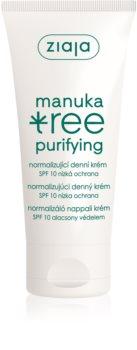 Ziaja Manuka Tree Purifying Normalizing Day Cream SPF 10