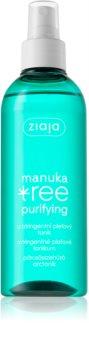 Ziaja Manuka Tree Purifying очищуючий та звужуючий пори тонік