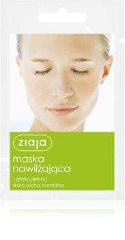 Ziaja Mask feuchtigkeitsspendende Gesichtsmaske