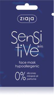 Ziaja Sensitive hypoallergene Gesichtsmaske