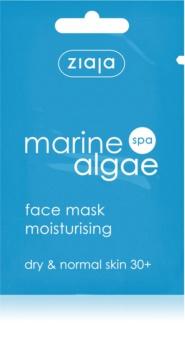 Ziaja Marine Algae máscara hidratante para pele normal e seca