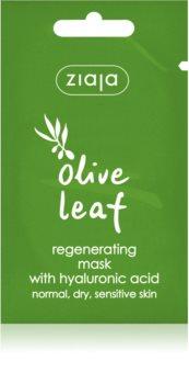 Ziaja Olive Leaf Regenerating Mask