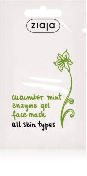Ziaja Cucumber máscara enzimática com efeito peeling