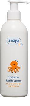 Ziaja Baby krémové hypoalergénne mydlo pre deti od 3. mesiaca