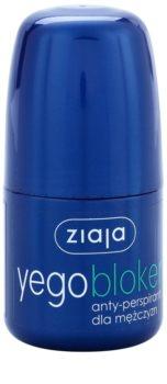 Ziaja Yego Bloker antyperspirant roll-on przeciw nadmiernej potliwości