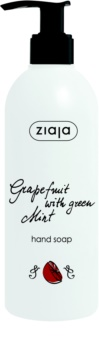 Ziaja Grapefruit with Green Mint sabonete líquido para mãos