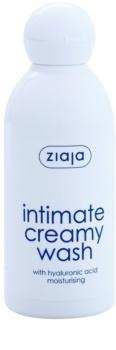 Ziaja Intimate Creamy Wash żel do higieny intymnej o dzłałaniu nawilżającym