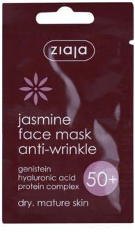 Ziaja Jasmine protivrásková maska na obličej