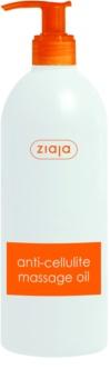 Ziaja Massage Oil masážny olej proti celulitíde