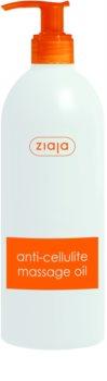 Ziaja Massage Oil olejek do masażu przeciw cellulitowi