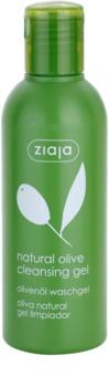 Ziaja Natural Olive čisticí gel s výtažkem z oliv