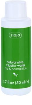 Ziaja Natural Olive micelární voda pro normální a suchou pleť