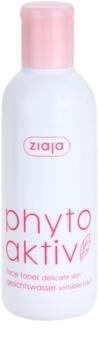 Ziaja Phyto Aktiv tonik Érzékeny, bőrpírra hajlamos bőrre