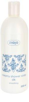 Ziaja Silk krémové sprchové mýdlo