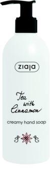 Ziaja Tea with Cinnamon kremno milo za roke