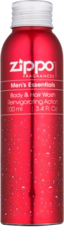 Zippo Fragrances Men´s Essentials sprchový gel pro muže 100 ml