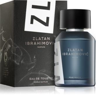 Zlatan Ibrahimovic Zlatan Pour Homme тоалетна вода за мъже 100 мл.