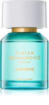 Zlatan Ibrahimovic Supreme Eau de Toilette voor Vrouwen  50 ml