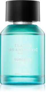 Zlatan Ibrahimovic Supreme Eau de Toillete για άνδρες 100 μλ