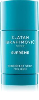 Zlatan Ibrahimovic Supreme deodorante stick per uomo 75 ml