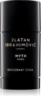 Zlatan Ibrahimovic Myth Wood deodorante stick per uomo 75 ml
