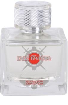 Zync Dictator Eau de Parfum para homens 100 ml